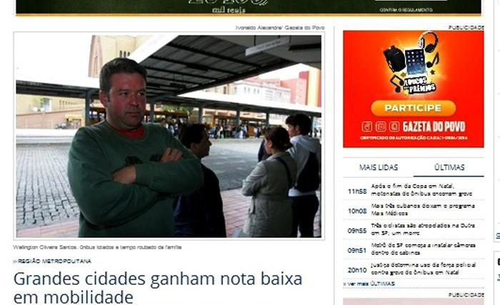 IBEU no Jornal Gazeta do Povo