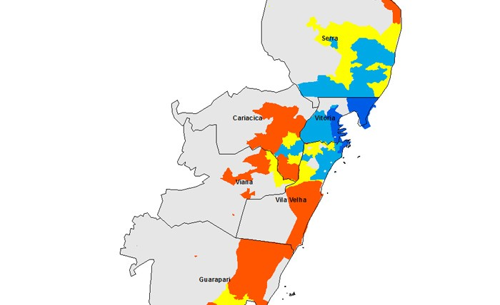 Mapas RM de Vitória