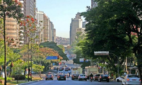 IBEU Belo Horizonte: desigualdade polo-periferia