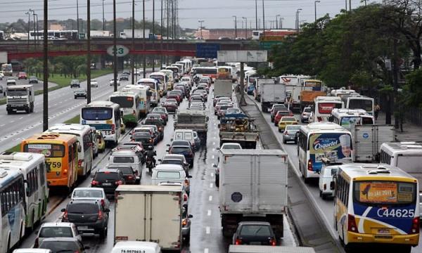 Mobilidade é a pior dimensão do bem-estar urbano no Rio de Janeiro
